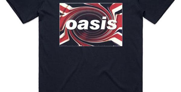Oasis official Swirl T-shirt