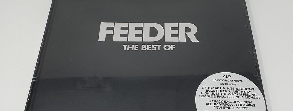 Feeder The Best Of Boxset
