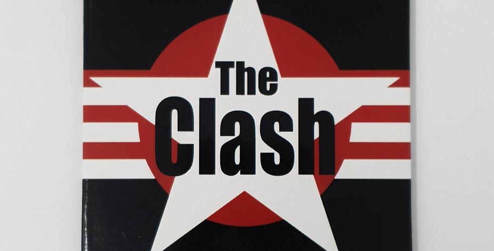 The Clash Star Fridge Magnet