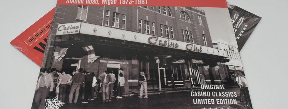 Wigan Casino Vinyl Album