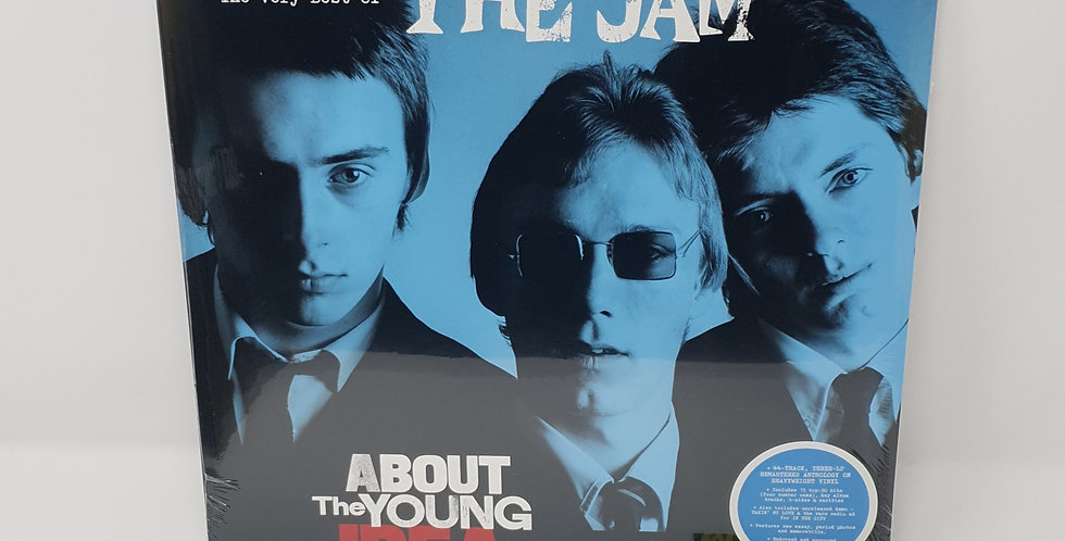 The Jam About The Young Idea Vinyl Album