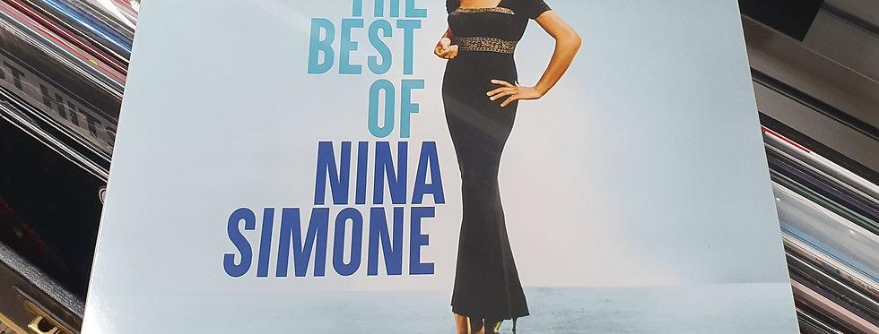 Nina Simone The Best Of Coloured Vinyl Album