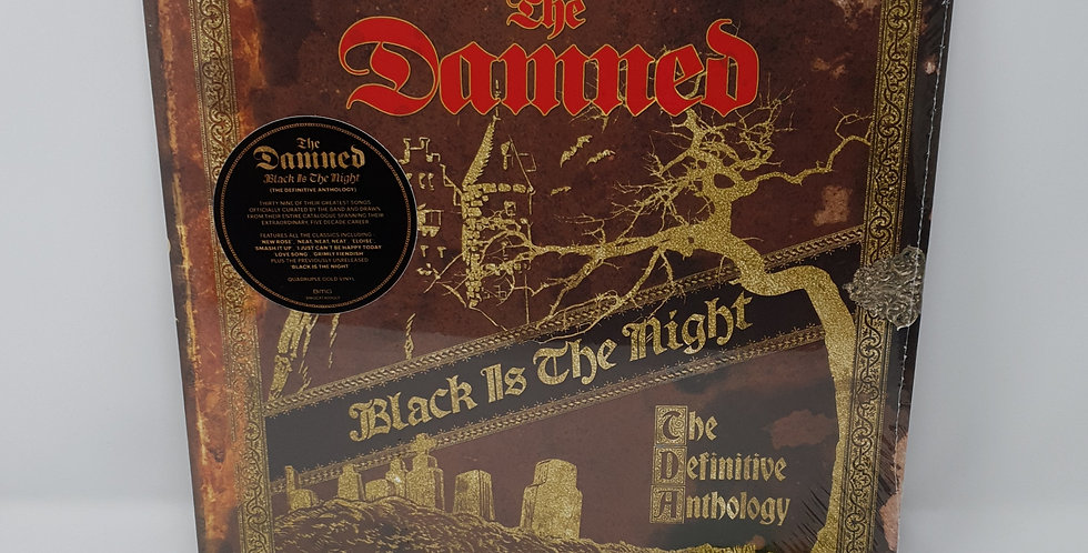 The Damned Black Is the Night: The Defini