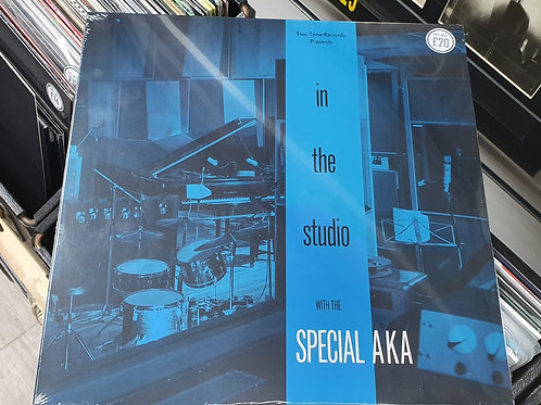 In the Studio With The Special AKA Vinyl Album