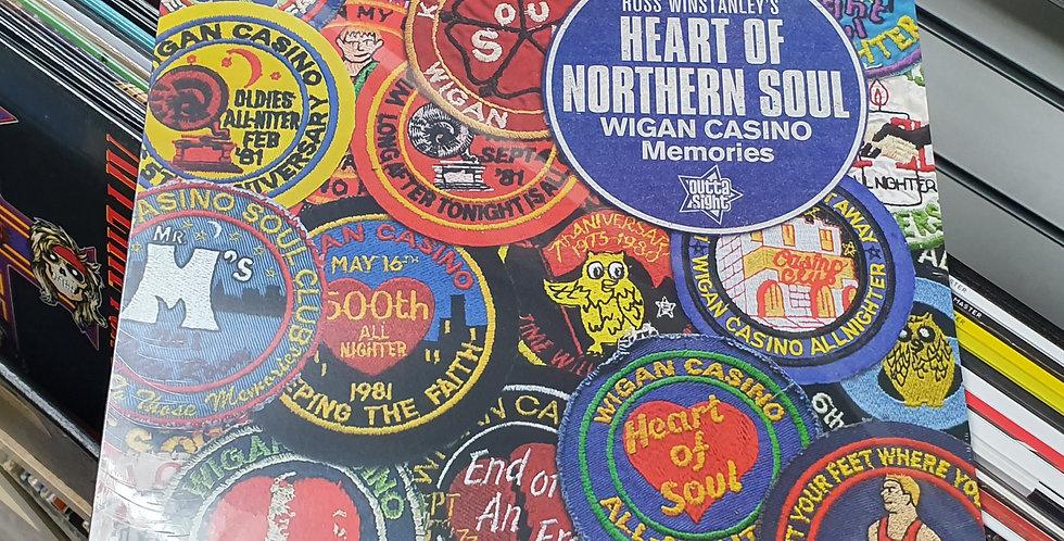 Russ Winstanley's Heart Of Northern Soul Vinyl Album
