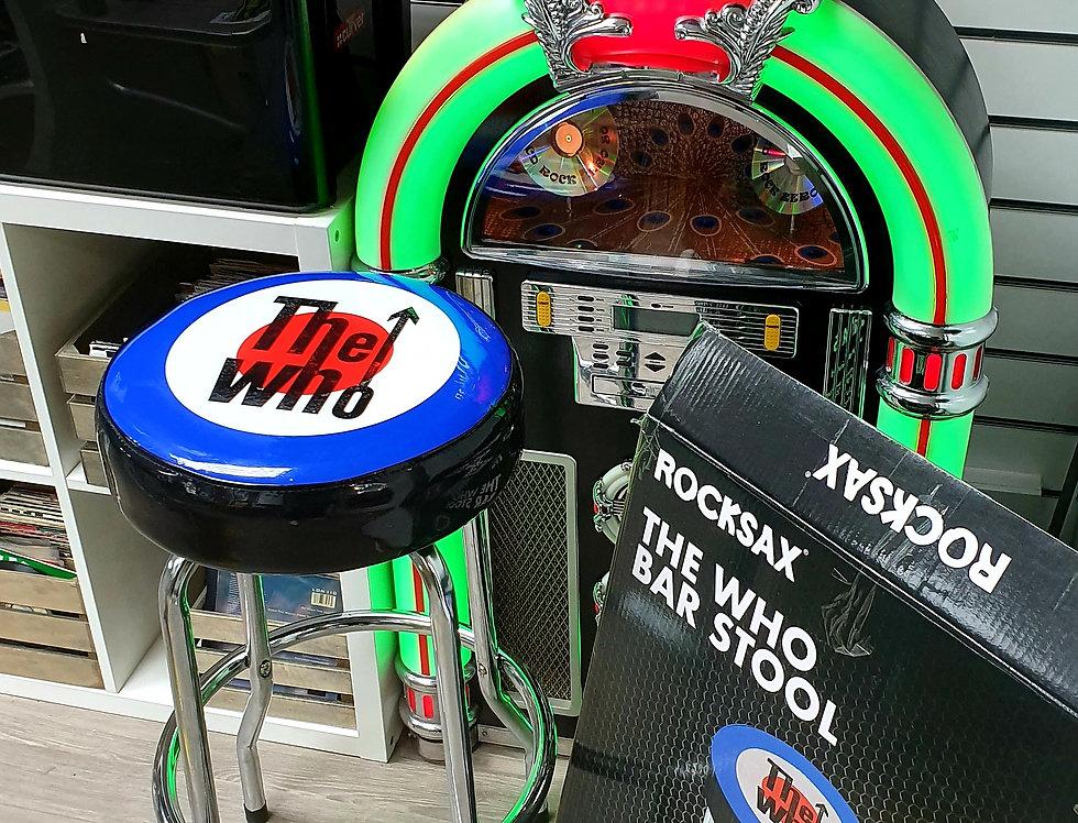 The Who Bar Stool