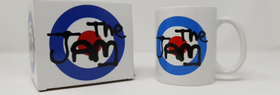 The Jam Logo Mug
