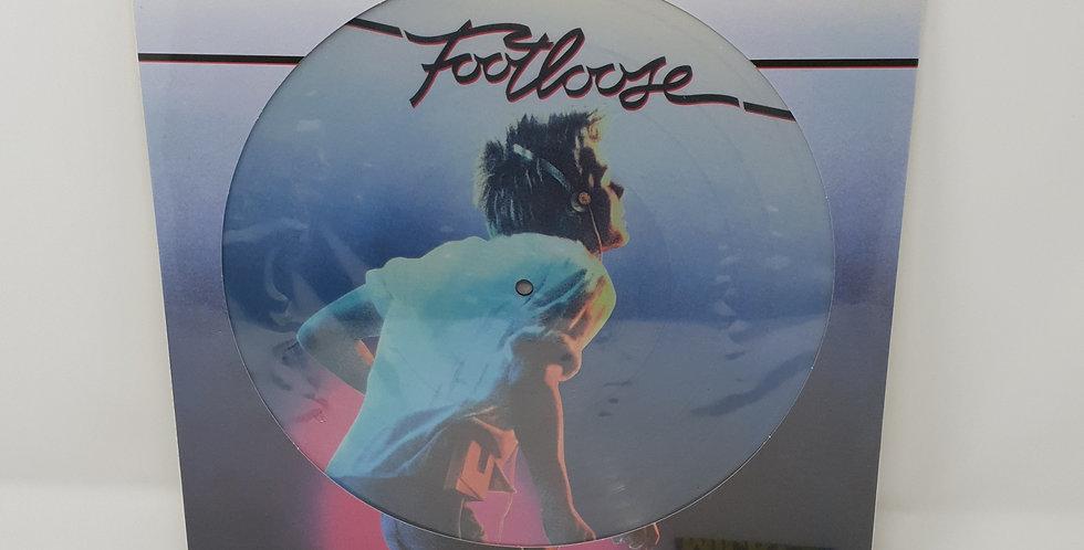 Footloose Picture Disc Vinyl Album