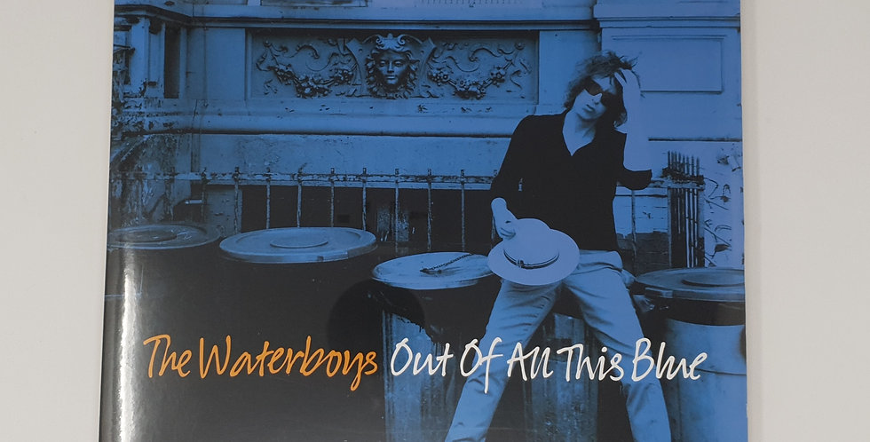 The Waterboys Out of All This Blue Vinyl Album