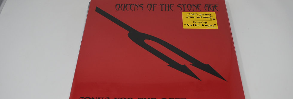 Queens Of The Stone Age Song's For The Deaf Vinyl Album