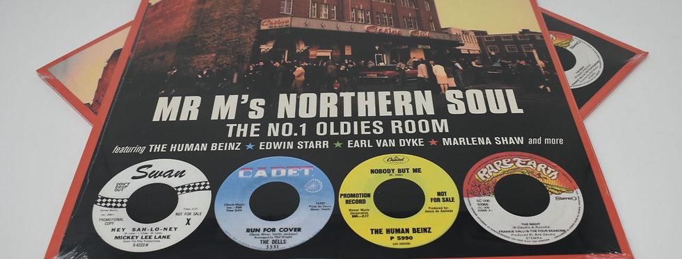 Mr M's Northern Soul Vinyl Album