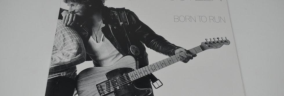 Bruce Springsteen Born To Run Vinyl Album