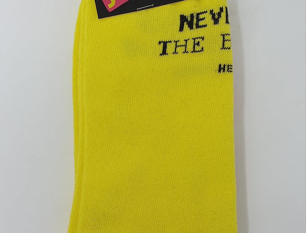 Sex Pistols Never Mind the Bollocks Socks size 7-12