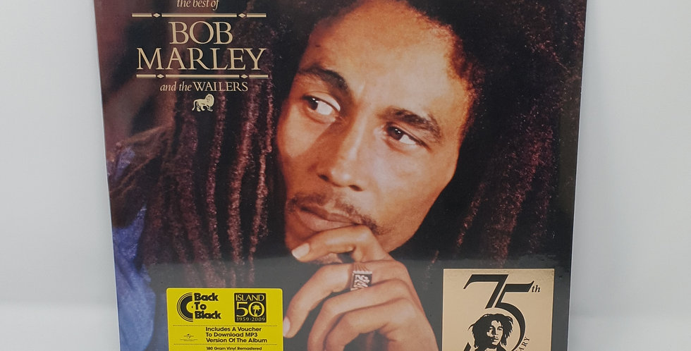 Bob Marley Legend Vinyl Album