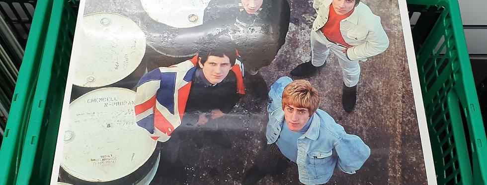 The Who My Generation Vinyl Album