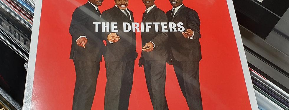 The Drifters Save The Last Dance Vinyl Album