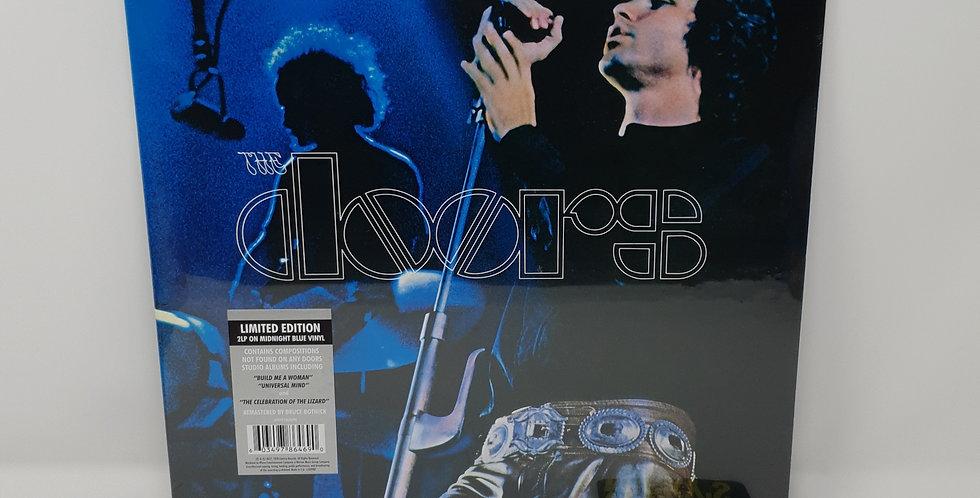 The Doors Absolutely Live Vinyl Album