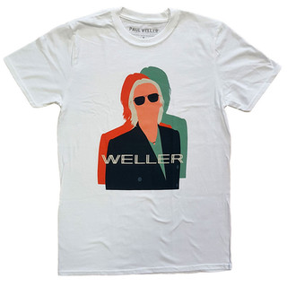 PAUL WELLER T-SHIRT £17