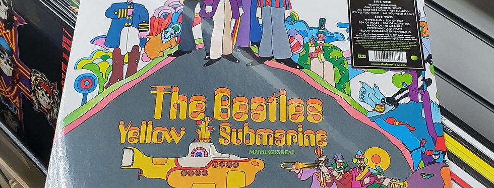 The Beatles Yellow Submarine Vinyl Album