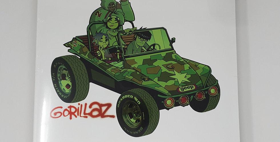 Gorillaz Gorillaz Vinyl Album