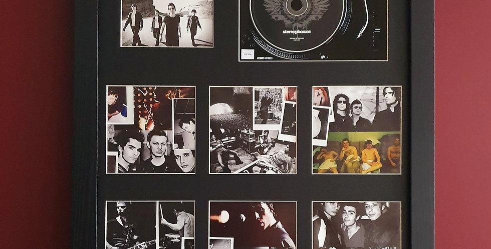 Stereophonics cd album & artwork display