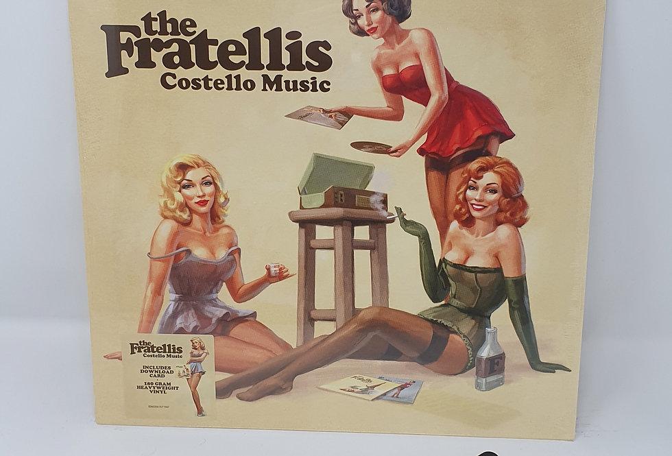 Fratellis Costello Music Vinyl Album