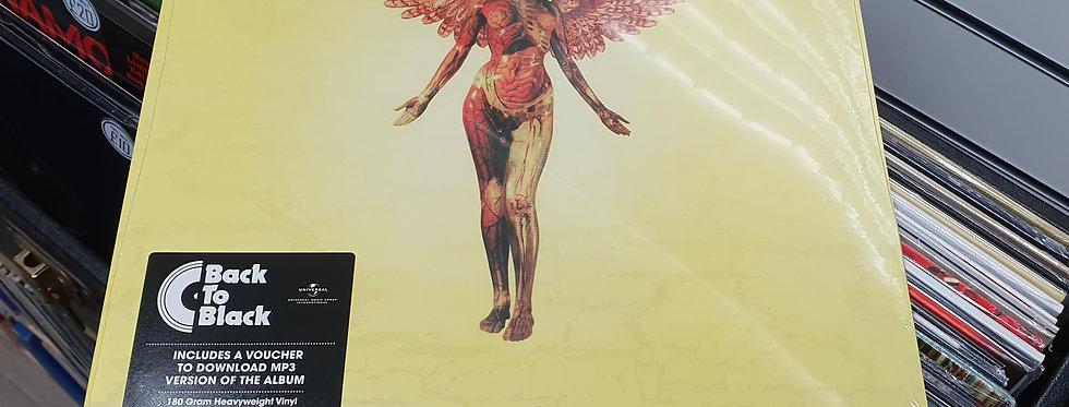 Nirvana In Utero Vinyl Album