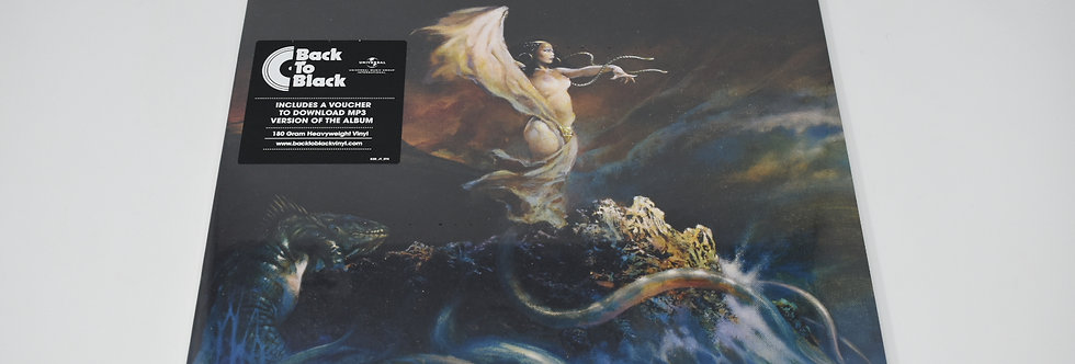 Wolfmother Vinyl Album