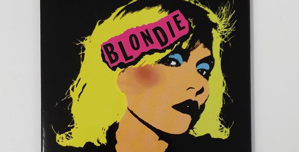 Blondie Fridge Magnet