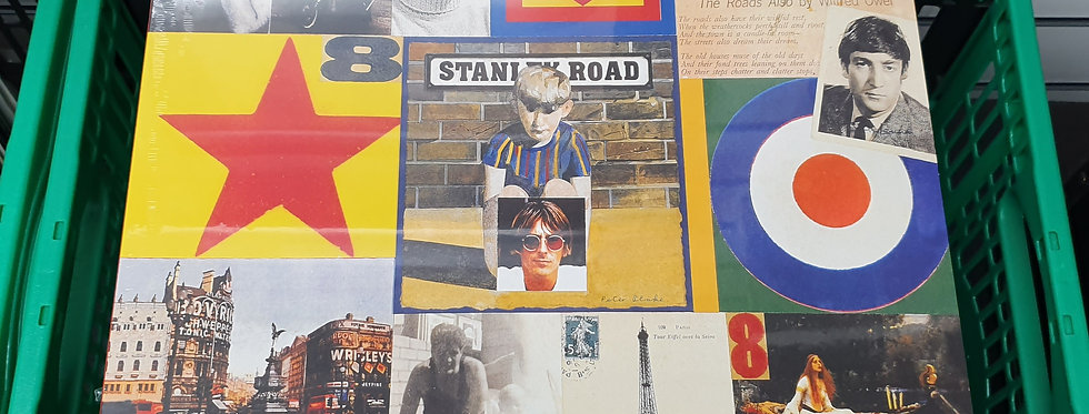 Paul Weller Stanley Rd Vinyl Album