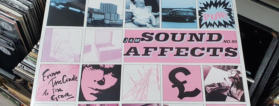 The Jam Sound Affects Vinyl Album