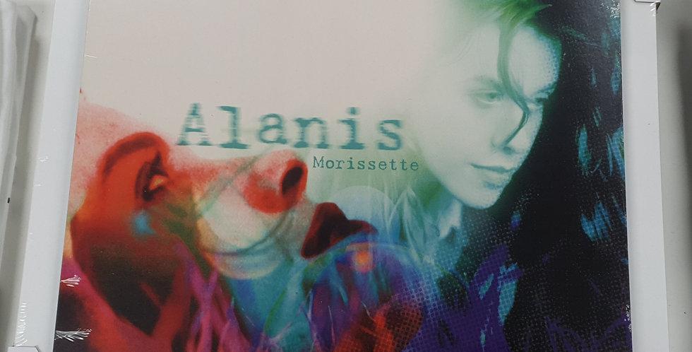 Alanis Morissette Jagged Little Pill  Vinyl Album