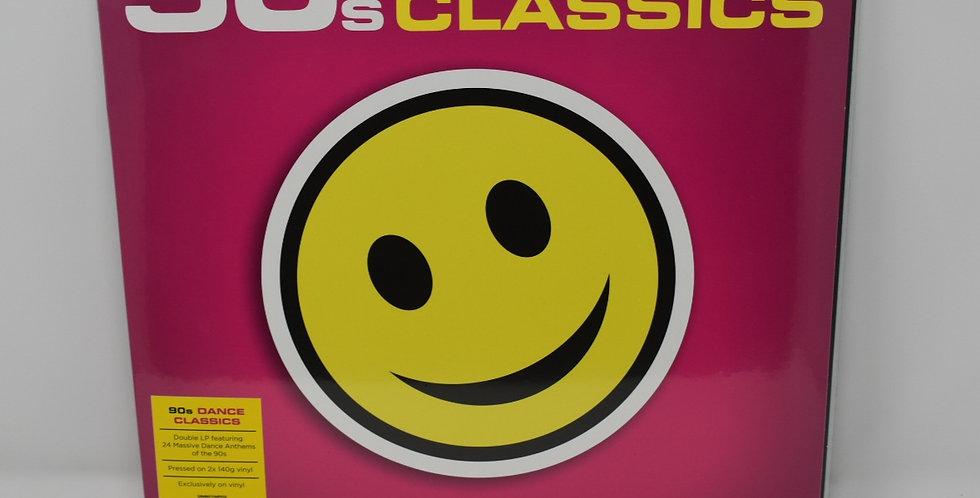 90s Dance Classics Vinyl Album