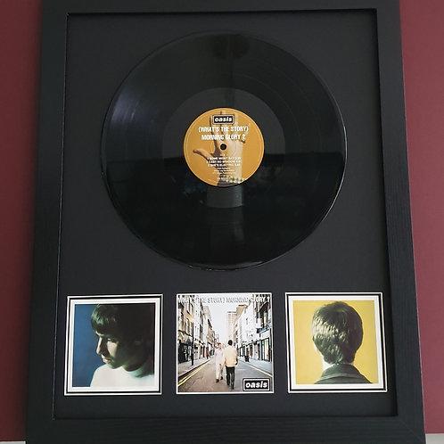 Whats the story morning glory vinyl album display