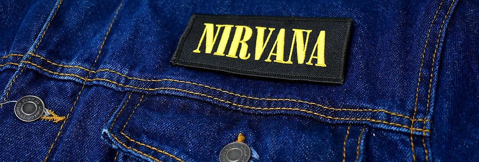 Nirvana  Iron on patch