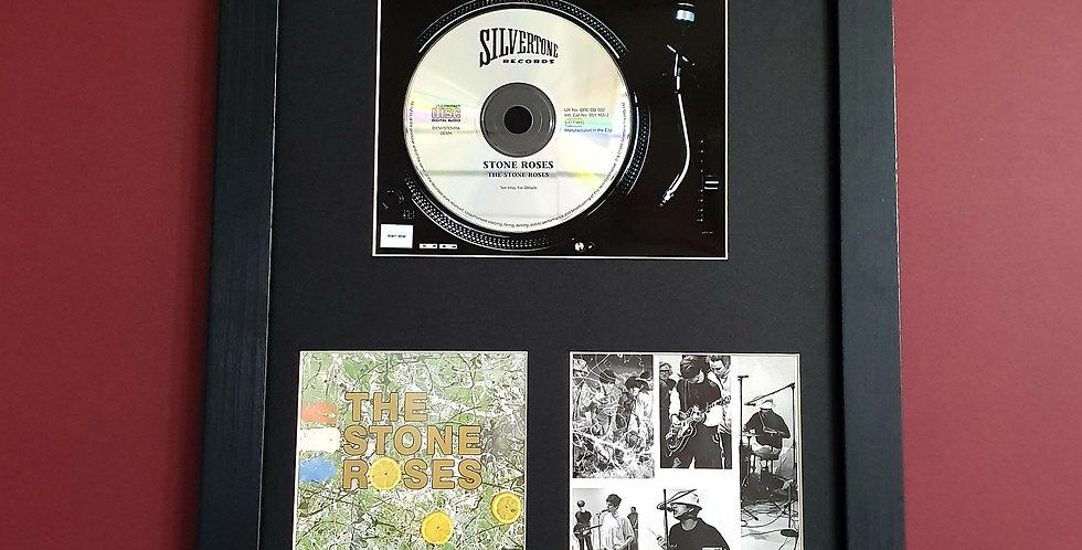 The Stone Roses Cd Album display