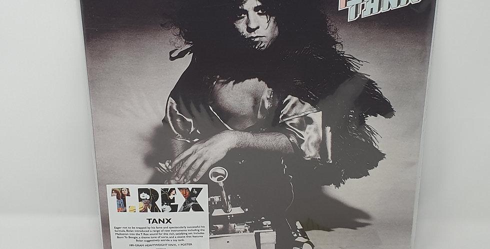 T-Rex Tanx Vinyl Album