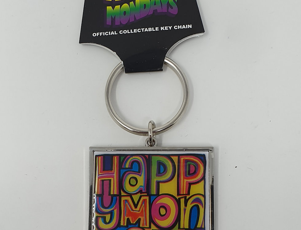 Happy Mondays official Keyring