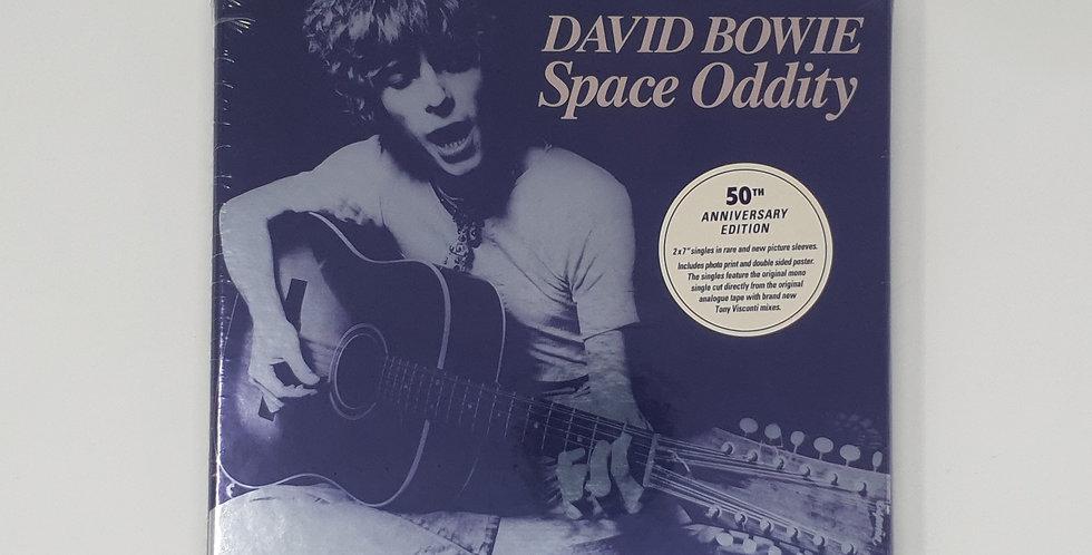 David Bowie Space Oddity Vinyl Single Boxset