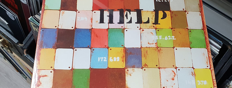 Help Warchild Compilation Vinyl Album