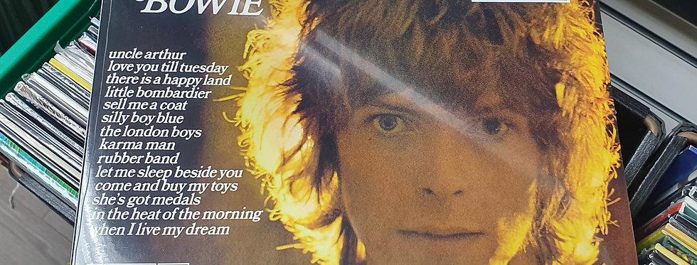 David Bowie The World Of Vinyl Album