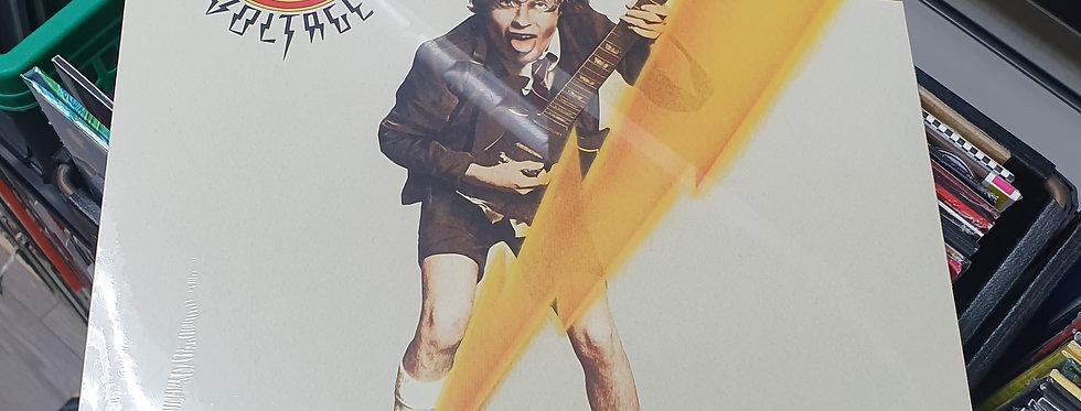 AC/DC High Voltage Vinyl Album