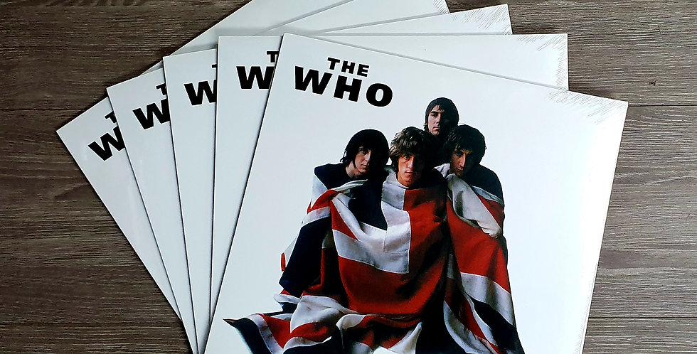 The Who The BBC Sessions Vinyl Album