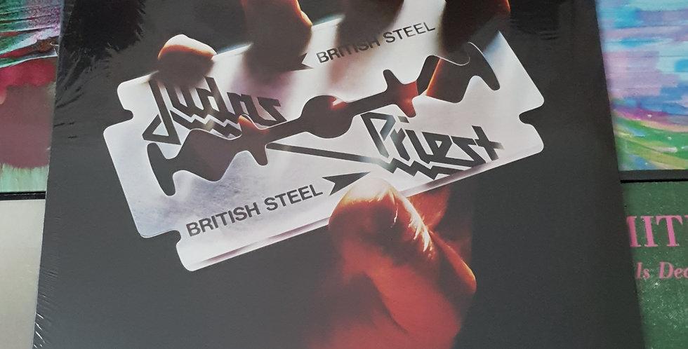 Judas Priest British Steel Vinyl Album