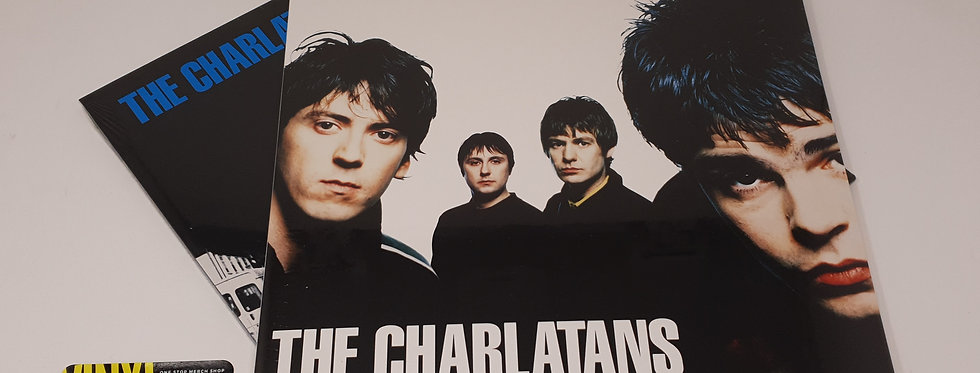 The Charlatans Vinyl Bundle