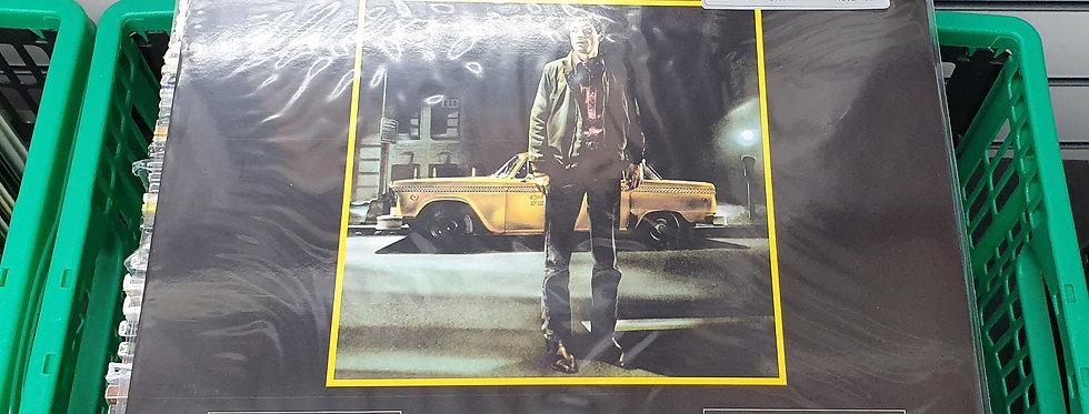 Taxi Driver Soundtrack Vinyl Album