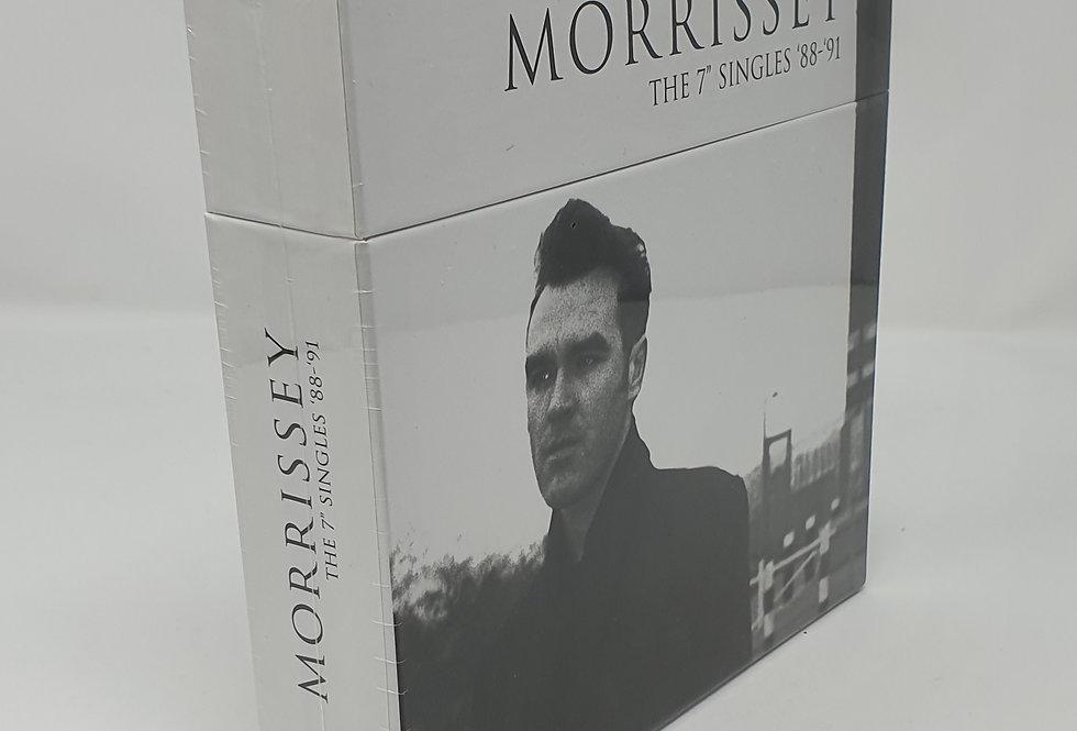 "Morrissey The 7"" Singles 88-91 Boxset 10x7""Singles"