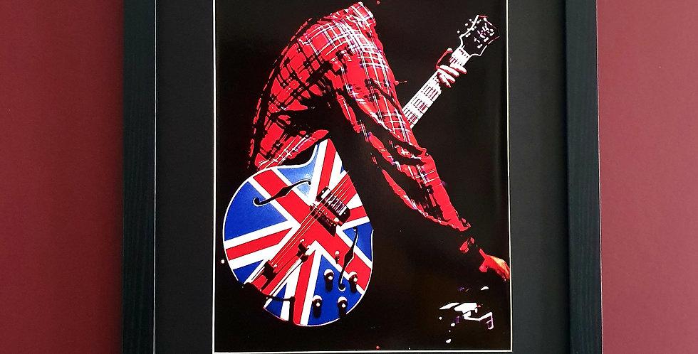 NG Framed poster