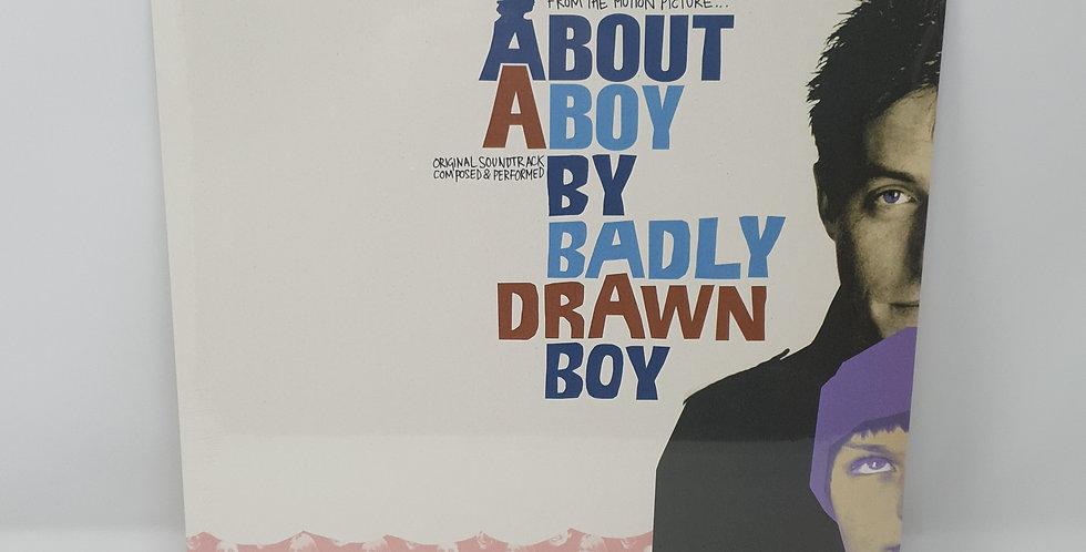 Badly Drawn Boy About A Boy Vinyl Album