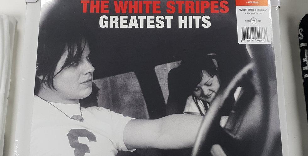 The White Stripes Greatest Hits Vinyl Album